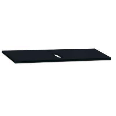FONTE - ΓΥΑΛΙ ΠΑΓΚΟΥ 91.5*46.5  BLACK