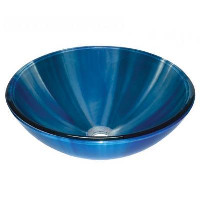 GLASS ΝΙΠΤΗΡΑΣ  DIA42*14.5  BLUE SKY