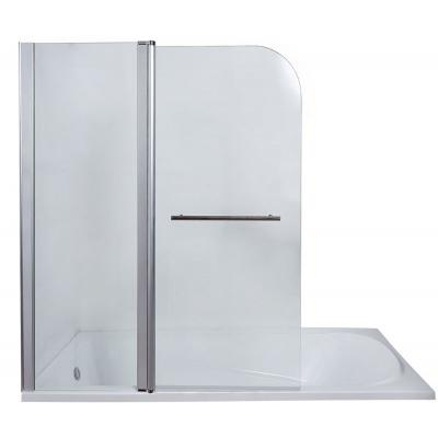 GLASS-BATH 115X140 ΠΡΟΣΟΨΗ ΜΠΑΝΙΕΡΑΣ  ΧΡΩΜΕ